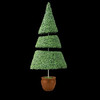 Artificial Topiaries to Brighten Your Home Decor with Natural Beauty andTexture