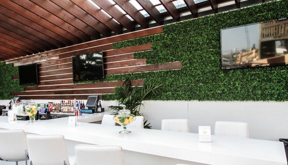Infuse Color and Class to Your Corporate Landscapes with Artificial Hedges